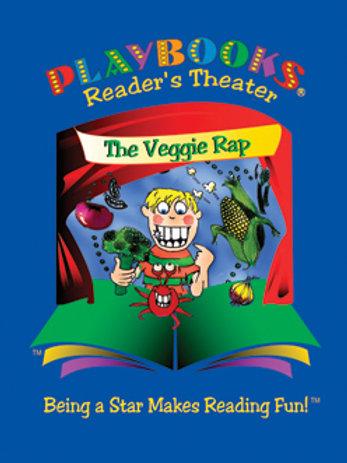 The Veggie Rap - $56 - Includes online audio track