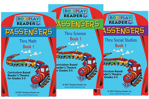 Passengers Complete Grades 3-5 Series (90 Books) - $497