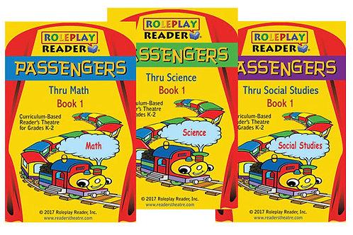Passengers Complete Grades K-2 Series (90 Books) - $372