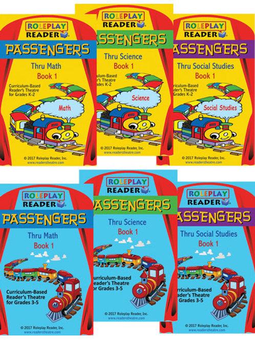 Passengers Complete Grades K-5 Series (180 Books) - $869