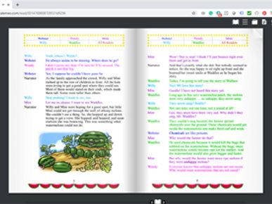 Digital Bundle Kit for Grades 3-5 (10 Stories)