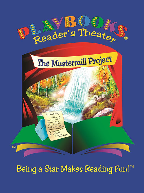 The Mustermill Project (A series - Book 2)