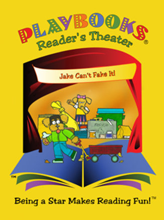 Jake Can't Fake It! (Lessons in Character Series) (Grades K-2) - $25