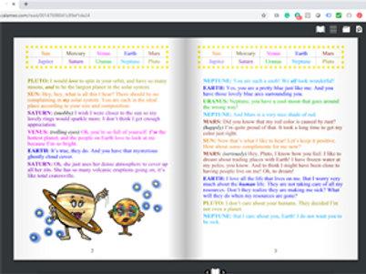 Digital Bundle Kit for Grades 6-8 (10 Stories)