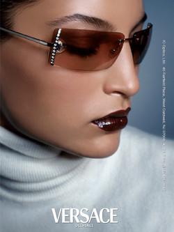 VERSACE Eyewear | Printed Ad