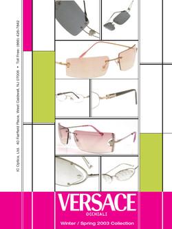 VERSACE Eyewear | PrintedAd