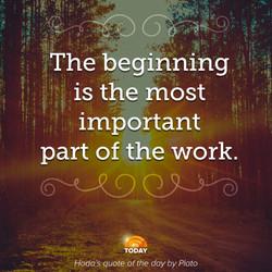 Hoda's quote
