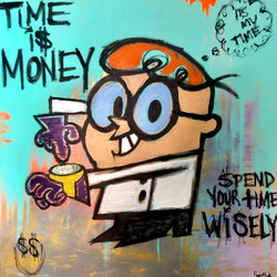 'Time is Shmoney'