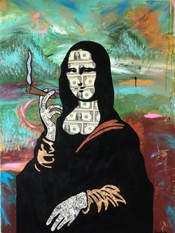 'Shmona Lisa'