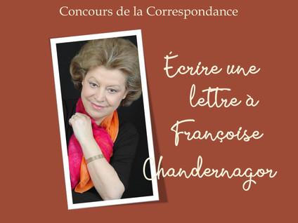 CONCOURS DE LA CORRESPONDANCE : SEMAINE 12