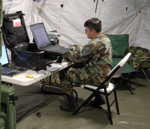 Special Operations Imaging System and Comms Device