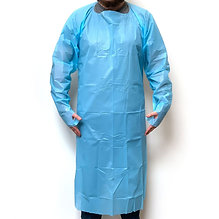 Isolation Gown  - Level 3  PE (Berry Compliant)