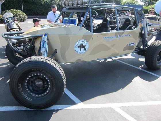 Falkon Defense Patrol Vehicle