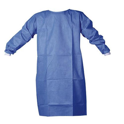 Disposable Gown Non-woven Tri-Layer SMS