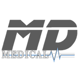 Maddox Defense Medical MD MEDICAL LOGO for combat medicine