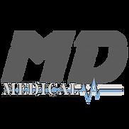 Maddox Defense Medical MD MEDICAL LOGO for combat medicine