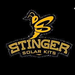 Stinger Solar Kit Tactical Charging USA made tactical gear Logo