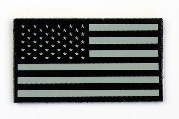 US TAN FLAG WITH STARS ON LEFT SKU: AF-2010T