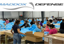 Maddox Defense Wins Bid to Provide Reliable Quality PPE for the U.S. Government