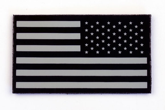 US TAN FLAG WITH STARS ON RIGHT SKU: AF-2000T