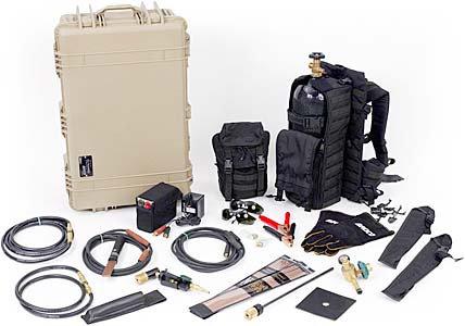 Assault Breacher Torch Kit