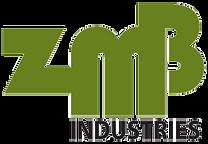 ZMB Industried 3D Tactical Shooting Target USA made tactical gear Logo