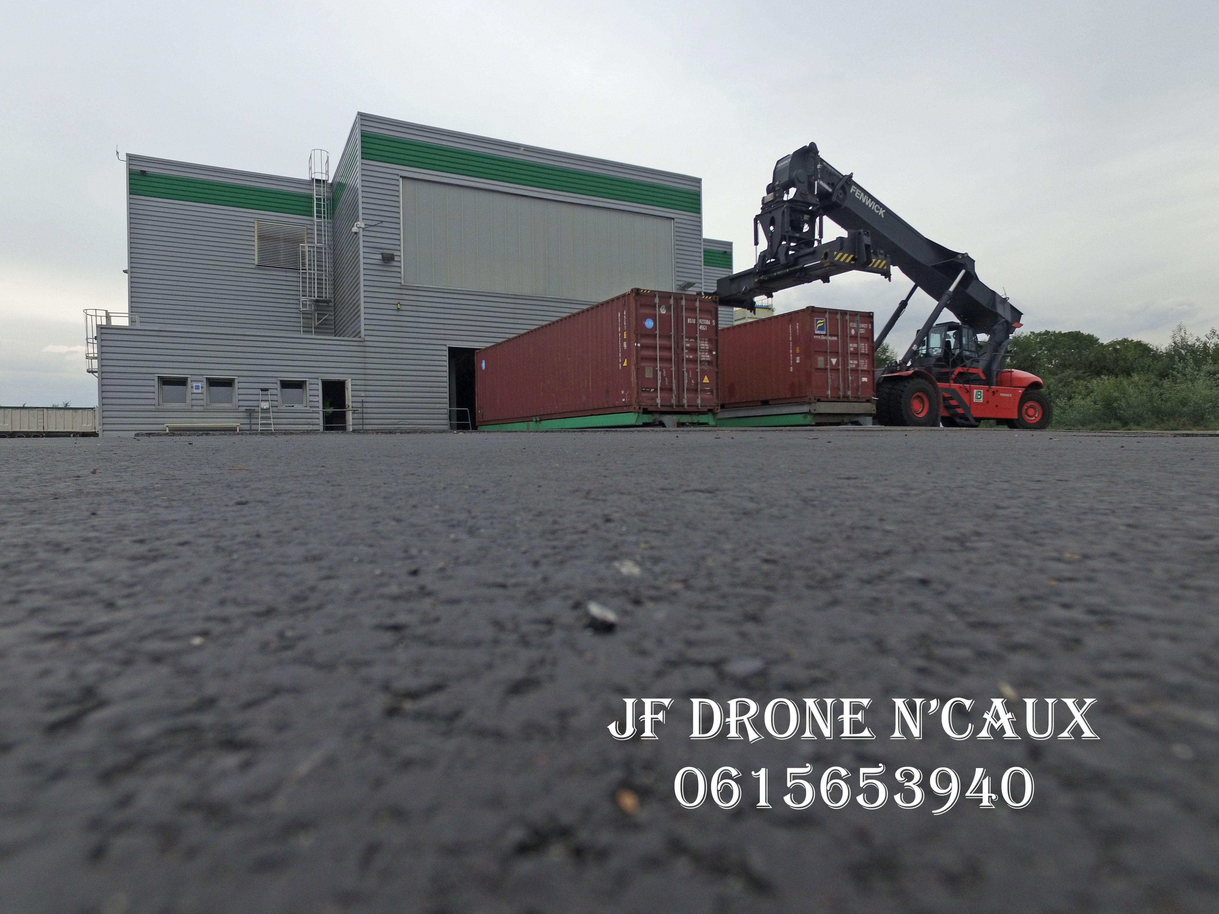 Reportage entreprise  JF DRONE N'CAU