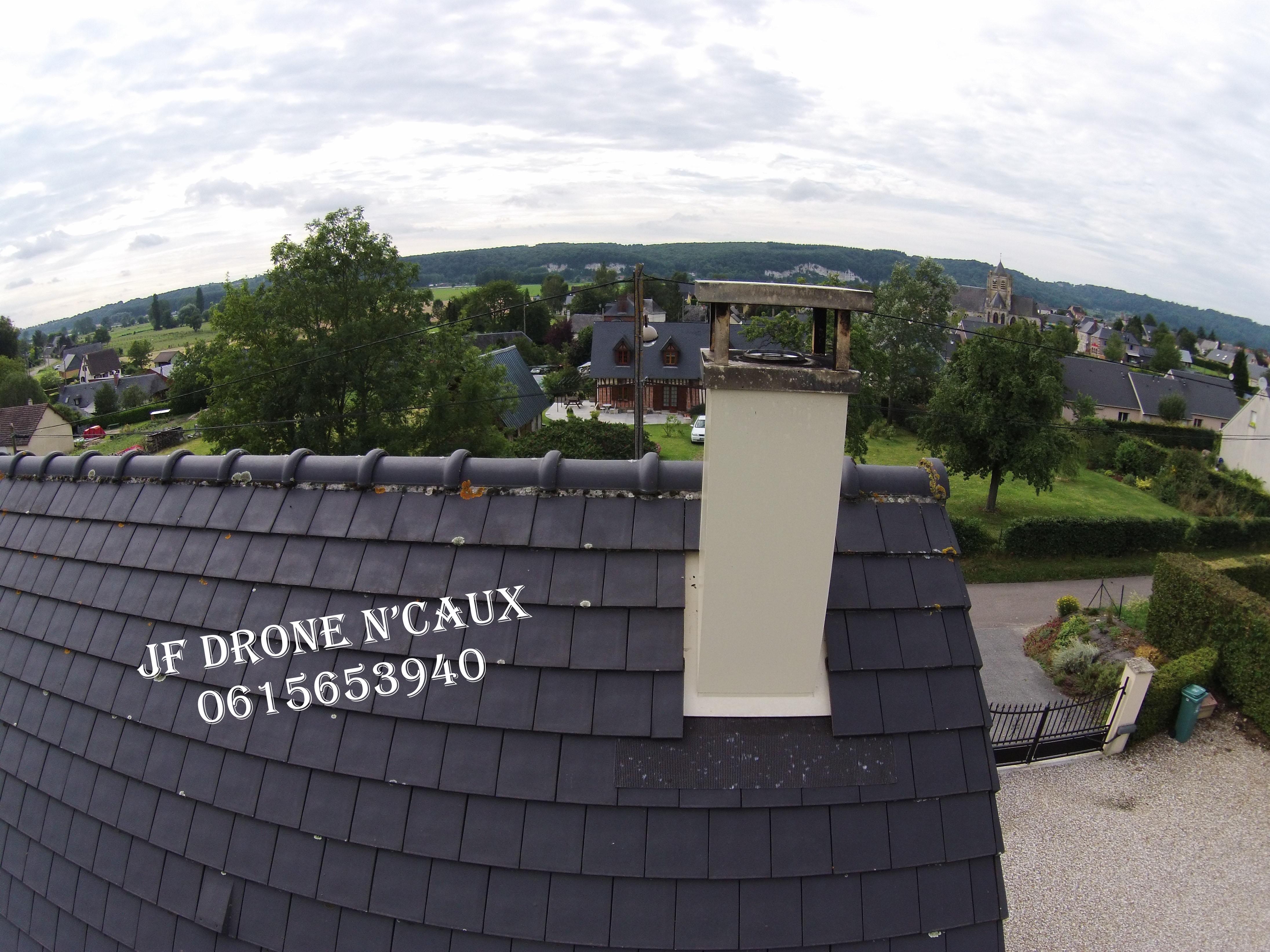Cheminée JF DRONE N'CAUX