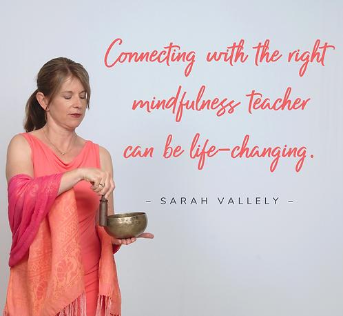 1 Mindfulness Class
