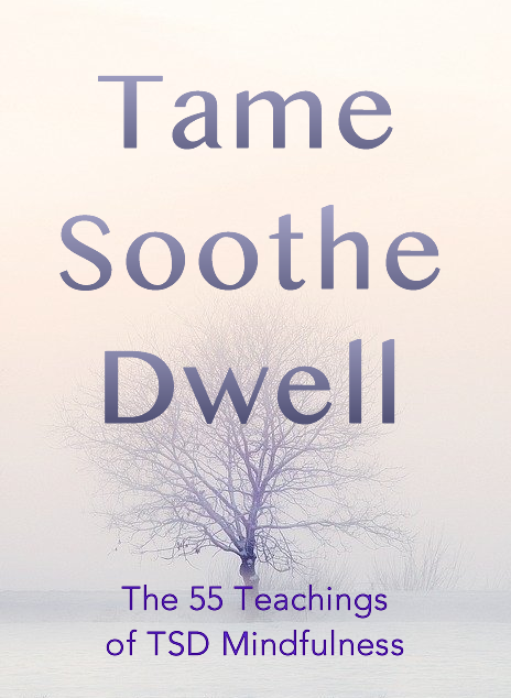 Tame Soothe Dwell: The 55 Teachings of TSD Mindfulness