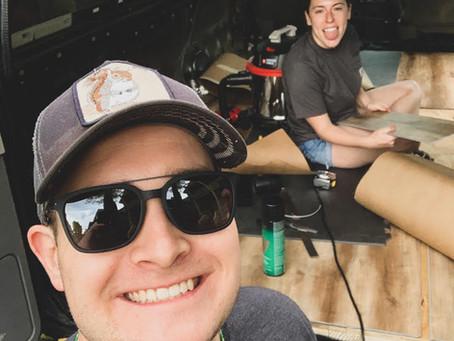 Charlie the Adventure Van - A Dream Van Conversion
