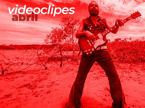 Videoclipes Sergipanos   Abril 2021