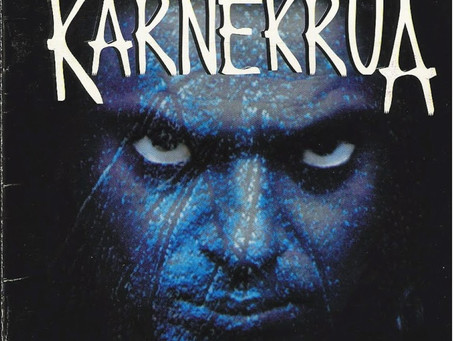 #07   Karne Krua - Em Carne Viva (2002)