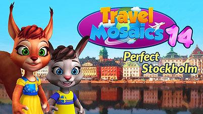 Travel Mosaics 14 : Perfect Stockholm