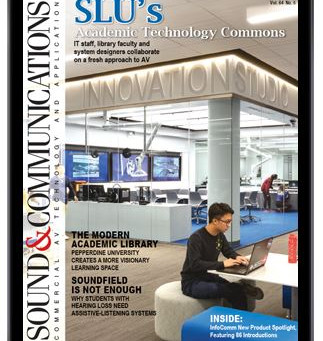 Mastering Wireless Presentation Systems - Part 1, in the May issue of Sound & Communications.