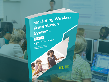 Mastering Wireless Presentation Systems - Free Seminars coming to Upstate NY October 16th and 17th
