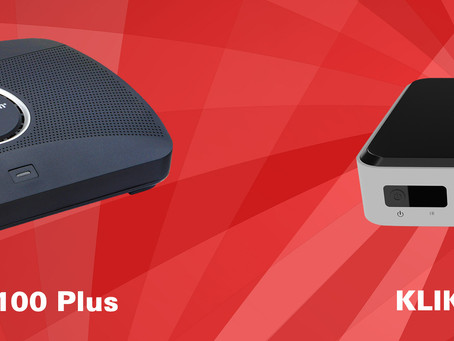 We compare a key feature of the ScreenBeam® 1100 Plus to KLIK Boks HUB, and find big differences.