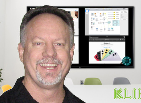 Kris Jackson takes on Global Export Markets for KLIK Communications.