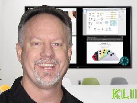 Kris Jackson takes on Global Export Markets for KLIK Communications.