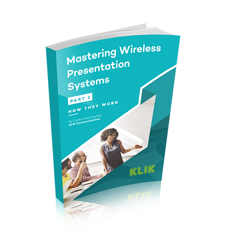 Mastering wireless Presentation Systems
