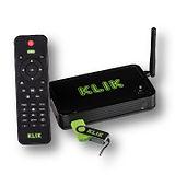 KLIKBoks PLUS Wireless Presentation & Screen Mirroring System