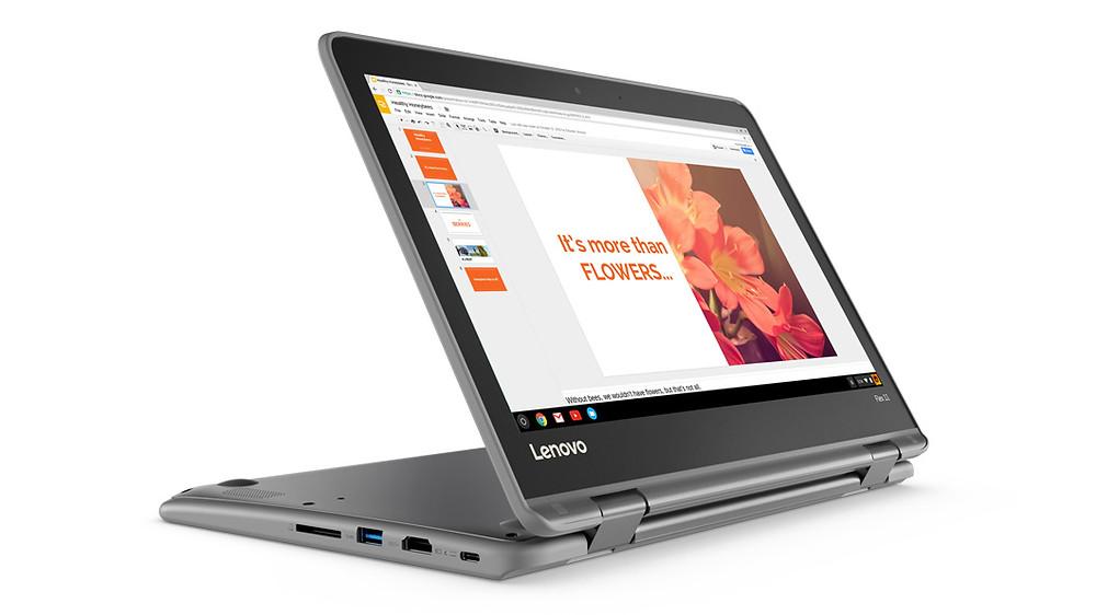 Lenovo Flex 11 powered by ARM