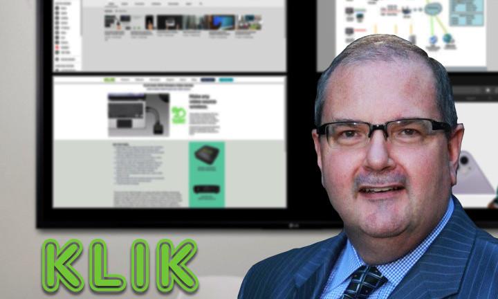 Steve Trimble takes on National Accounts Manager role for KLIK Boks