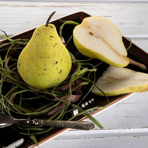 Williams Pear Sorbet