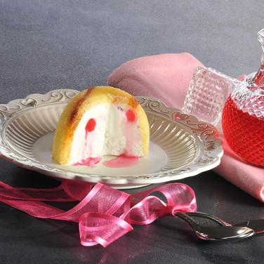 Zuccottino cuore di cherry