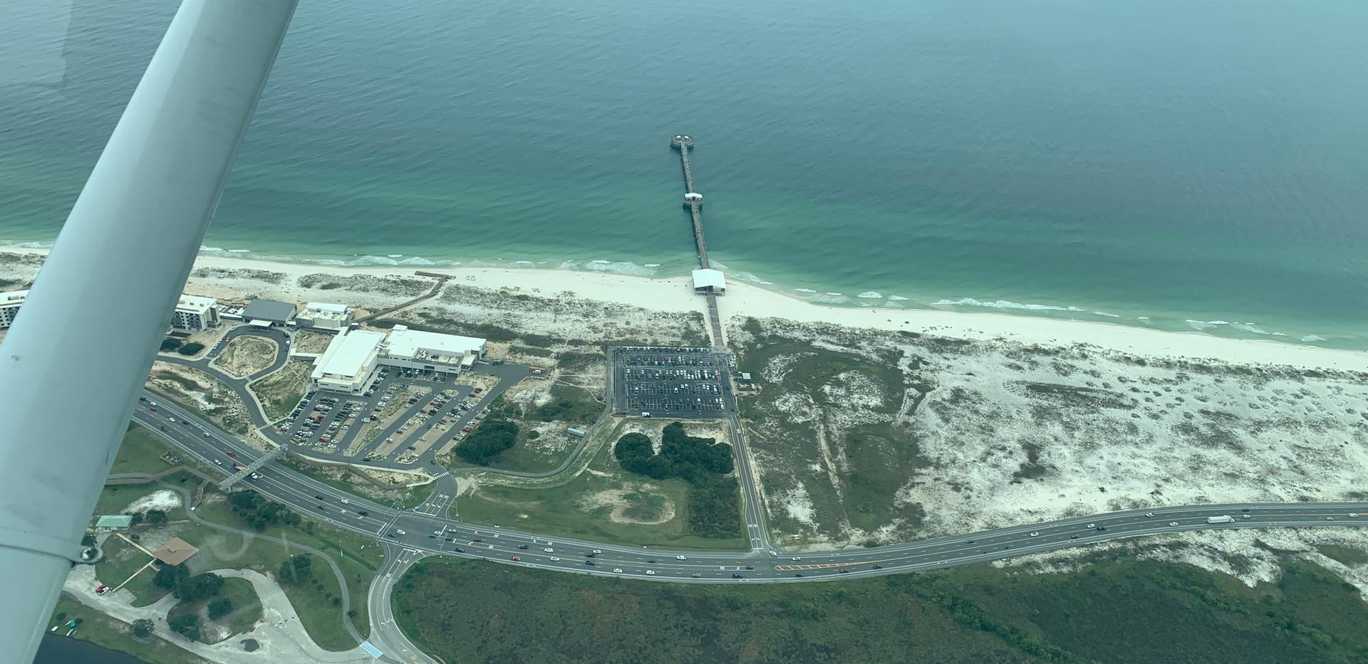 Gulf State Pier