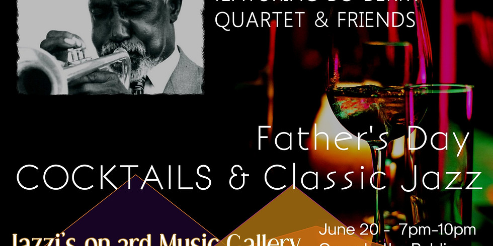 Father's Day Cocktails and Classic Jazz