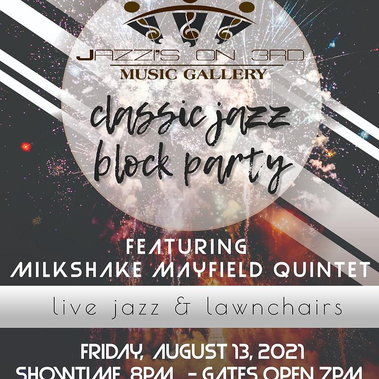 Classic Jazz Block Party