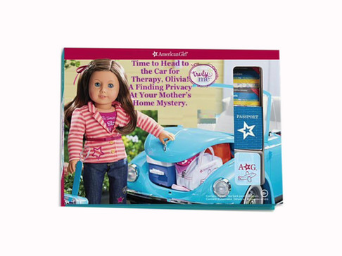 American Girl Doll of 2020