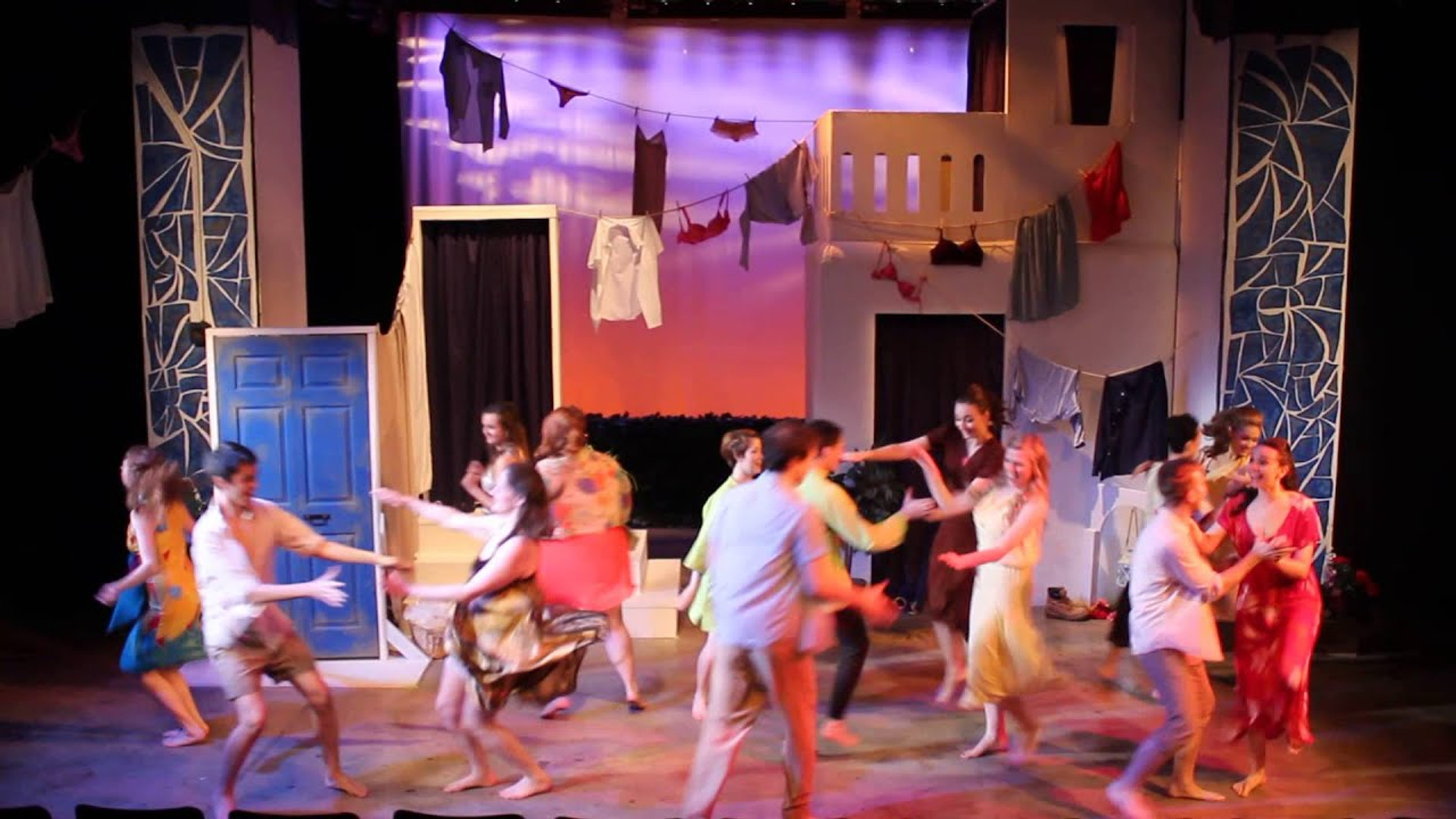 Lysistrata (Play) Mulqueens